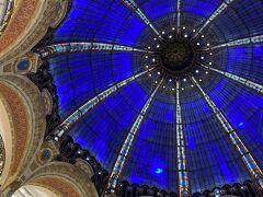 ラファイエットの天井。