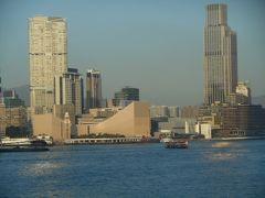 九龍側へ視線を移します。また今度香港に来るときに行ってみたいと思います。