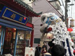 焼きそばの梅蘭新館で 梅蘭は凄い多店化を進めている  ハイ、目の前のご祝儀袋を