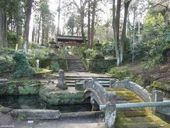 浄智寺  こちらは門前で失礼しました。