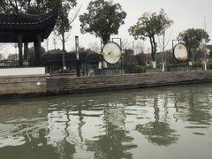 ☆盤門地区☆ 運河に沿って歴史的建造物が並んでいます。
