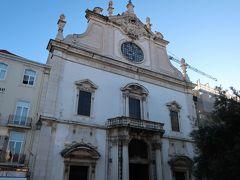 「サン・ドミンゴス広場」前にあった教会。  「聖ドミニク教会」というそうです。  この時は知らずに見学していました。