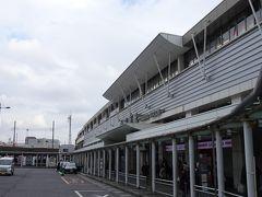 小田原駅到着 東京から小田原、新幹線だとあっという間ですが、鈍行だと旅情も感じるから、時間があれば、たまに良いかもしれません。