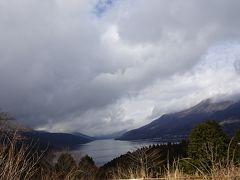 それでも・・芦ノ湖を見下ろ景色は壮大でした