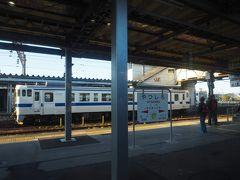 テンション上がっていると、あっという間に八代駅に到着。