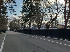 武家屋敷通り