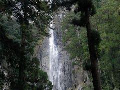 那智の滝は落差133m、勇壮だった。