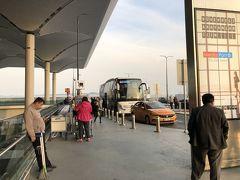 飛行機は20:25発なのでちょっと早いですが、15:30にイスタンブール市内をバスで出発して、16:30にイスタンブール空港到着です。  これにてイスタンブール38時間トランジットの旅終了です。 ここから、タンザニアに向かいました。
