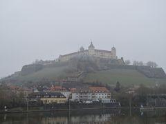 レジデンツをあとに、マリエンベルク要塞へ向かいました。