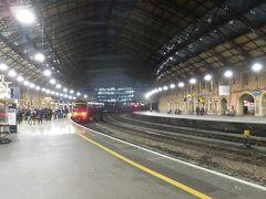 18:45 ブリストル・テンプルミーズ駅に到着。