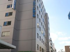 松山で宿泊したホテル、松山ニューグランドホテル。
