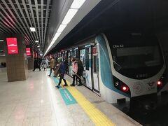 マルマライ(TCDD国鉄近列車)