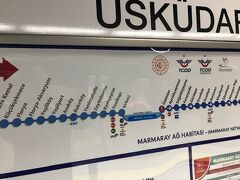 ユスキュダル駅