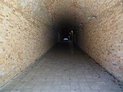 フランス積み式トンネル
