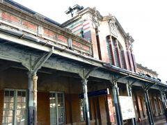 旧大鉄台中駅舎