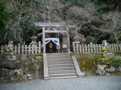 こじんまりとした落ち着いた神社。