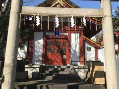 小舟町八雲神社 ご祭神 - 建速須佐之男命 祭礼日 - 6月6日