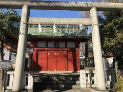 大伝馬町八雲神社 ご祭神 - 建速須佐之男命 祭礼日 - 6月5日