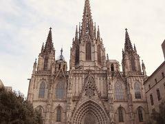 「カテドラル」 1448年に完成。  美しい教会です。  7ユーロで入場しました。 屋上にも行けます。 美術館も併設されているいるそうですが、分かりませんでした。