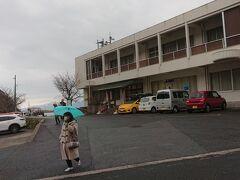 道の駅本庄から車で30分、美保関町に到着。今回の旅行、最後の訪問地は美保神社。