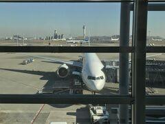 10:50羽田空港を出発します。 緊張で足が竦むんじゃないかと思ってたけど、意外に軽やか。