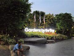 次はガーデンバイザベイです。 植物園になっていて植物大好き夫婦が行きたかったところです。