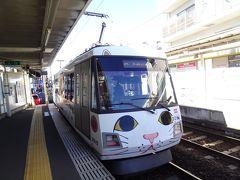 名残惜しいが、三茶から3駅目の「松陰神社前」駅で下車。