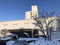 ロイヤルホテル富山砺波 外観