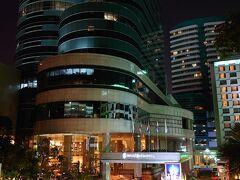 ハマナコーンからは、BTS利用でホテルまで戻ってきました。