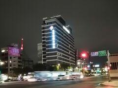 ホテルへ帰ります。 今回選んだホテルは台北花園大酒店。 カルフールが近くで便利です。