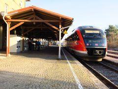 ローテンブルク オブ デア タウバー駅