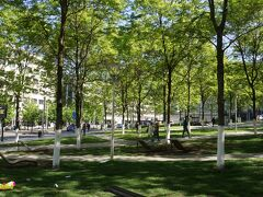 聖ギュデュル公園 (聖ギュデュル通り)