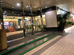 サントスホテルです。 以前は結構な頻度で利用していましたが、最近は台北駅周辺がメインになったので2年ぶり。 (写真は夜間に撮りました)