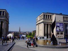 ツアーの観光だとブルージュが優先でブリュッセルはグランプラスぐらいを観光して終わりのようですが、見どころはたくさんありました。