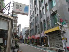 続いて、永康街に突撃です。  古き良き台湾と新しい台湾が混在するグルメストリートと言われています。