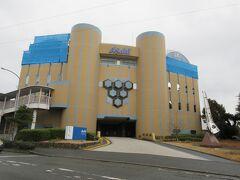 事前に申し込んでいたアサヒビールの博多工場見学ツアー(無料)に参加しに行きました。場所は、JR竹下駅から徒歩5分位です。