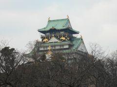 するとグリーンの屋根に金綺羅金の天守閣が見えて来ました。
