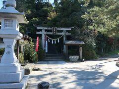 飛鳥坐神社。
