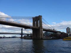ブルックリンブリッジとマンハッタンブリッジ