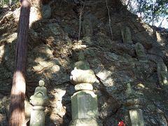 十六羅漢像。徳川五代将軍綱吉の病気平癒の報恩感謝として綱吉生母桂昌院から寄進されたものなんだそうです。