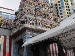 〇スリ・ヴィラマカリアマン寺院 時間:5:30~12:00 16:00~21:00 無料 リトルインディアから徒歩5分 *ヒンズー教寺院は入る際は入り口で靴を脱ぐルールになっています。