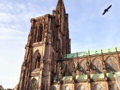 別の角度からの大聖堂です。