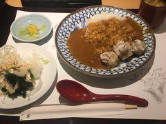 大阪で初めて泊まった。 朝ごはんは御覧の通り、元気が出そう。