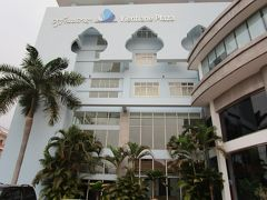 夕食後、宿泊するホテルへ  ビエンチャン・プラザVIENTIANE PLAZA(ビエンチャン) 全50室の客室(35㎡) 開業2011年