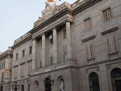 自治統領館