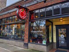 シアトルのカフェチェーン「Cherry Street Coffee House」がありました。
