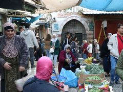 ムスリム地区を歩く