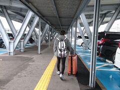 久々の関西空港! チェジュ航空の為、第2ターミナルへ! 1泊なんで電車を避け、自家用車で到着(●´ω`●)