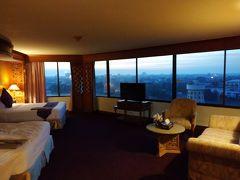 タイのホテル。ロータス・パン・ケオンみたいな名前のスイート