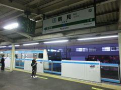 4:30 京浜東北線始発電車に乗りましょう。  ①京浜東北線.大宮行 鶴見.4:31→上野.5:08 [乗]JR東日本.クハE233-1021